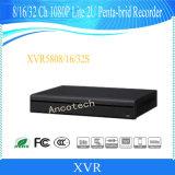 Registratore di Penta-Brid 1080P Lite 2u DVR della Manica di Dahua 16 (XVR5816S)