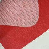 SGSの金の証明のポン丁の高品質PVC袋の革ハンドバッグPVC革Litchiの革
