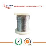 Fil du fil Cr20Ni80/NiCr8020 de chauffage de résistance électrique de nichrome