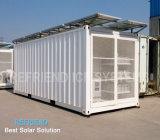 Sonnenenergie-Behälter-Kühlraum