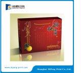 Servicio de bolsa de papel de regalo de la impresión de Laxury