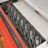 螺旋形のカッターヘッドが付いている木工業の大工機械