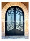 家のためのアメリカの方法様式の鉄の機密保護のドア