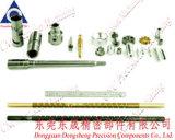 Coeur coulissante CNC Lathe Usinage de pièces/CNC en faisant glisser le Tour d'usinage automatique des couteaux/matériel de précision les pièces mécaniques