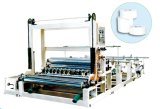1575-2800 Rebobinadora de rollos industriales para papel de papel higiénico
