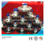 La norme ANSI élevée font face à la bride d'acier inoxydable de collet de soudure