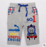 100% coton garçon Thomas's mots imprimés 5 minutes de pantalon de loisirs