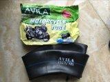 Camere d'aria di gomma del butile del pneumatico e del tubo del motociclo poco costoso