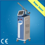 Máquina fracionária do laser do CO2 o mais novo da câmara de ar do RF dos produtos novos