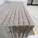 Il materiale da costruzione G687 di prezzi di fabbrica copre di tegoli il granito di colore rosso della pesca