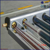 高圧Uの管の太陽給湯装置