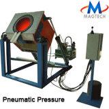 Máquina industrial para a fusão de metais (90KW, aço, cobre, ouro, prata...)
