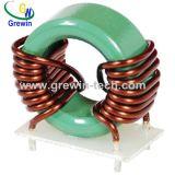 China Choke toroidal para PCB, inductor toroidal