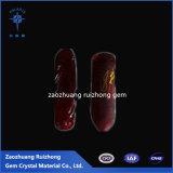 Sintético ningunos 8 ásperos de rubíes para el material de la joyería