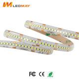 Flexibele stroken de hoge van verlichtingsSMD3528 240LEDs/m leiden DC24V stroken (IP65 de lijm van Pu)