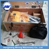 Treibstoff-motorangetriebener Benzin-Felsen-Bohrgerät-Typ Yn27
