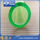 플라스틱 PVC 유연한 투명한 명확한 수평 호스 물 관
