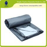 PE тент водонепроницаемый кожух погрузчика PE брезент брезент HDPE стабилизатора поперечной устойчивости покрытия