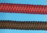 Классический моды кожаные челкой для одежды