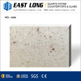 Conçu pour les comptoirs de vente en gros de pierre/Vanity Tops/panneau mural avec Quartz Stone