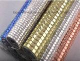Прямоугольника сетки Fix прямоугольника стикера передачи тепла сетка стеклянного кристаллический горячего слипчивая (TM-239 Squre 24*40cm)