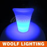 Alto crisol de flor de interior del LED para la decoración del partido