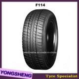El precio bajo chino de la buena calidad pone un neumático los neumáticos baratos del vehículo de pasajeros de la polimerización en cadena del descuento para la venta