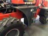 Carregador pesado da roda dianteira do Ce da maquinaria de construção Zl18 com cubeta da neve