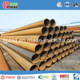Materiale del tubo d'acciaio della saldatura di ERW/tubo d'acciaio della saldatura