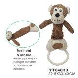 De piepende Gevulde Eend van het Stuk speelgoed van de Hond van de Pluche (YT84026)