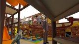 إبتهاج تسلية قرصان أطفال [ثمد] داخليّة ليّنة ملعب تجهيز [20130814-004-د-1]