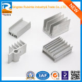 CNC подвергая теплоотвод механической обработке алюминия запасных частей