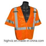 Gilet de sûreté avec la norme ANSI07 (C3004)