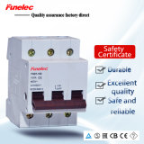 interruptor principal del aislador de 2p 63A 80A 100A para la tarjeta de distribución