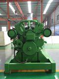 Зеленый индикатор питания электрической завода изготовителя дешевые большой биогаза завод по производству биогаза генераторах цена Lvhuan 350квт с открытого типа