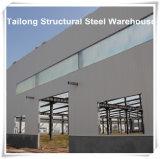 Casa de la construcción de estructuras de acero prefabricados
