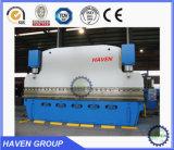 WC67Y-100X4000 máquina de dobra hidráulica de PressBrake e de placa