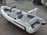 Liya 7.5m Hypalon bote hinchable costilla China Barcos en Venta