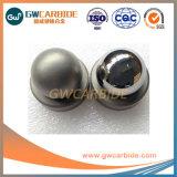 Haut de la qualité K10, K20 de carbure de tungstène pour valve à bille