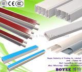 Trunking van de Kabel van pvc Elektro met Blauwe Band