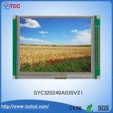 3.5 Zoll 320 * 240 Baugruppe LCD-Bildschirmanzeige-Baugruppe 5V der Farben-TFT LCD