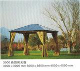 ألومنيوم ضوء شمس لون حديقة [غزبو] معدن نوع جنوح متنزّه وقت فراغ خيمة