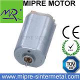 motor de la C.C. de 24V 9500rpm para el extractor, la regulación del apoyo para la cabeza y el levantador de la ventana