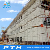 L'iso 9001 ha certificato la struttura d'acciaio per il progetto dell'hotel nel Gabon