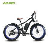 48V 750W sehr preiswerter fetter Gummireifen-elektrisches Fahrrad weg von der Straße Ebike