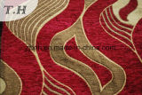 Tessuto da arredamento del Chenille del Brown fatto in Cina