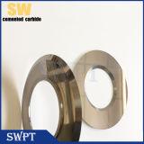 Резец цементированного карбида круговой без зубов