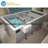 O sistema de reciclagem de águas residuais integrado de tratamento de esgotos