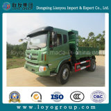 중국 Used Truck Sinotruk Cdw 4X2 Small Dump Truck