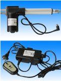 Carrera de 24 pulgadas de bajo mantenimiento Actuadores lineales